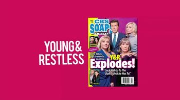 CBS Soaps in Depth TV Spot, \'Young & Restless: J.T.\'s Secret\'