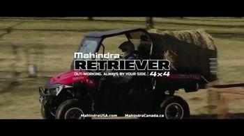 Mahindra Retriever TV Spot, 'Farming & Ranching' - Thumbnail 9