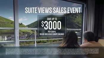 Avalon Waterways Suite Views Sales Event TV Spot, 'See Things Your Way' - Thumbnail 10