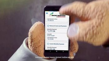 Rocket Mortgage TV Spot, 'Mascots Are Confident: Basketball' - Thumbnail 7