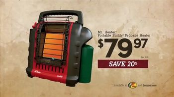 Bass Pro Shops Bring in the New Sale TV Spot, 'Scenic Route: Heaters' - Thumbnail 6