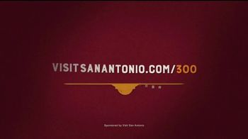 San Antonio Convention and Visitor's Bureau TV Spot, 'Tricentennial' - Thumbnail 9