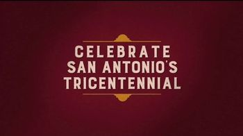 San Antonio Convention and Visitor's Bureau TV Spot, 'Tricentennial' - Thumbnail 7