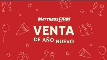 Mattress Firm Venta de Año Nuevo TV Spot, 'Resoluciones' [Spanish] - Thumbnail 4