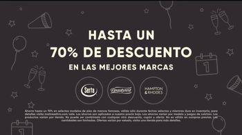 Mattress Firm Venta de Año Nuevo TV Spot, 'Resoluciones' [Spanish] - Thumbnail 6