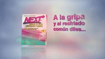 Next Daytime Cold & Flu TV Spot, 'Trabajo nuevo' [Spanish] - Thumbnail 9