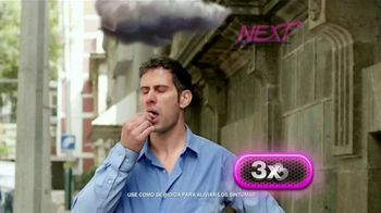 Next Daytime Cold & Flu TV Spot, 'Trabajo nuevo' [Spanish] - Thumbnail 6