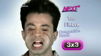 Next Daytime Cold & Flu TV Spot, 'Trabajo nuevo' [Spanish] - Thumbnail 7