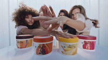 Garnier Fructis 1 Minute Hair Masks TV Spot, 'Super' Song by Bruno Mars - 6662 commercial airings