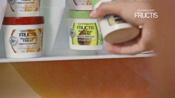 Garnier Fructis 1 Minute Hair Masks TV Spot, 'Super' Song by Bruno Mars - Thumbnail 2