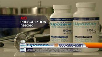 Lipozene TV Spot, 'Knee Surgery' Feat. Holly Robinson Peete, Rodney Peete - Thumbnail 3