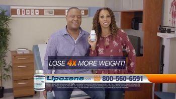 Lipozene TV Spot, 'Knee Surgery' Feat. Holly Robinson Peete, Rodney Peete - Thumbnail 8