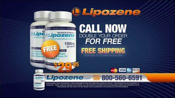 Lipozene TV Spot, 'Knee Surgery' Feat. Holly Robinson Peete, Rodney Peete - Thumbnail 9