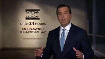 Morgan and Morgan Law Firm TV Spot, \'Justice Never Sleeps\'