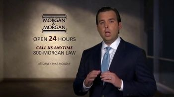 Morgan and Morgan Law Firm TV Spot, 'Justice Never Sleeps' - Thumbnail 1