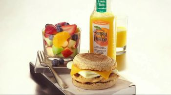 Chick-fil-A Egg White Grill TV Spot, 'Grand Opening' - Thumbnail 8