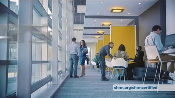 Society for Human Resource Management TV Spot, 'A Thriving Workplace' - Thumbnail 1