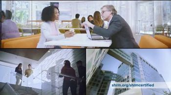 Society for Human Resource Management TV Spot, 'A Thriving Workplace' - Thumbnail 3