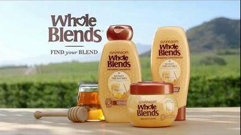 Garnier Whole Blends Honey Treasures TV Spot, 'Heal Damaged Hair' - Thumbnail 10