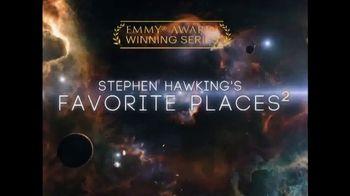 CuriosityStream TV Spot, 'Stephen Hawking's Favorite Places: Part 2'