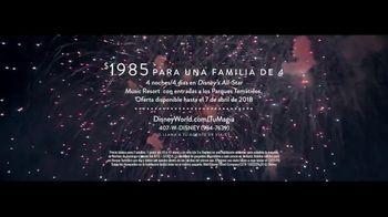 Walt Disney World TV Spot, 'La magia' [Spanish] - Thumbnail 9