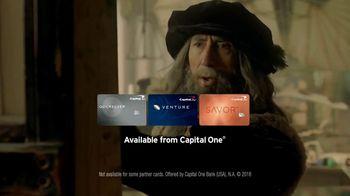 Capital One TV Spot, 'Mona Lisa' - Thumbnail 9