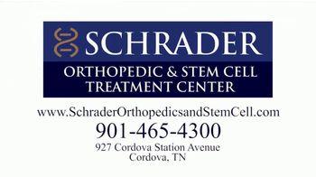 Schrader Orthopedic & Stem Cell Treatment Center TV Spot, 'Fishing Tips' - Thumbnail 9