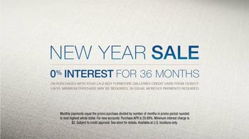 La-Z-Boy New Year Sale TV Spot, 'Duo' Featuring Brooke Shields - Thumbnail 9