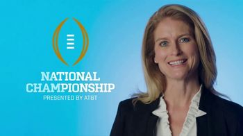 AT&T TV Spot, '2018 College Football Playoff National Championship'
