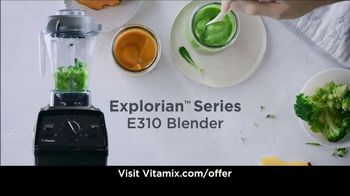 Vitamix Explorian Series TV Spot, 'Knead Like a Pro' - Thumbnail 2