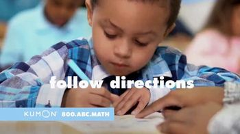 Kumon TV Spot, 'Be Good Students: Focus' - Thumbnail 9