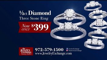 Jewelry Exchange TV Spot, 'Holiday Specials on Studs, Bands & Gems' - Thumbnail 5