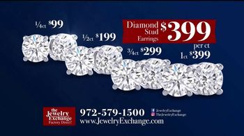 Jewelry Exchange TV Spot, 'Holiday Specials on Studs, Bands & Gems' - Thumbnail 7