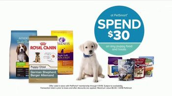 PetSmart TV Spot, 'Puppy Products'