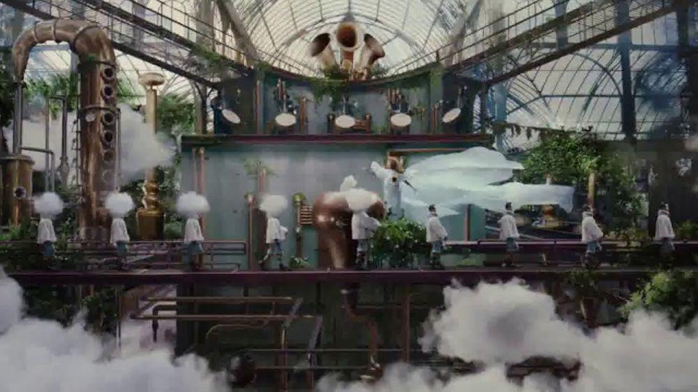 Kohler Real Rain Shower TV Commercial, 'Mother Nature's Factory'