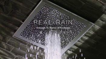 Kohler Real Rain Shower TV Spot, 'Mother Nature's Factory' - Thumbnail 10