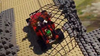 LEGO City Mountain Police TV Spot, 'Net Shooter'