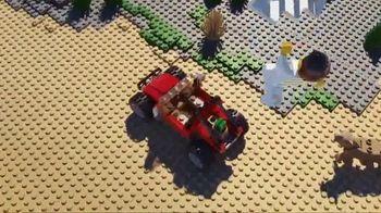LEGO City Mountain Police TV Spot, 'Net Shooter' - Thumbnail 1