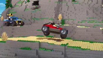LEGO City Mountain Police TV Spot, 'Net Shooter' - Thumbnail 8