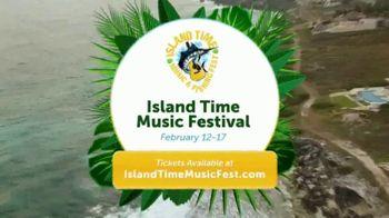 2018 Island Time Music Festival TV Spot, 'Little Yellow School House' - Thumbnail 9