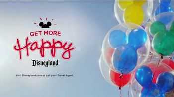 Disneyland TV Spot, 'Get More Happy' - Thumbnail 10