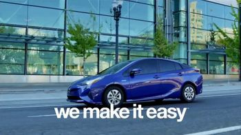 Toyota We Make It Easy Sales Event TV Spot, '2017 Prius' [T2] - Thumbnail 5