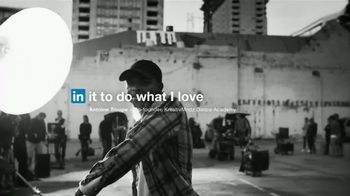 LinkedIn TV Spot, 'Antoine Troupe: In It to Do What I Love' - Thumbnail 8