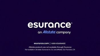Esurance TV Spot, 'Rescued by Roadside Assistance' - Thumbnail 10