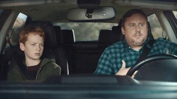 Esurance TV Spot, \'Rescued by Roadside Assistance\'
