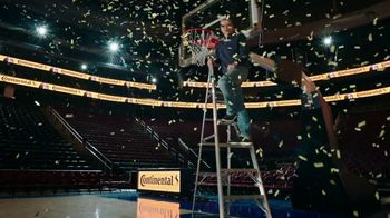Continental Tire TV Spot, 'Dan Patrick's: The Ladder' - 459 commercial airings