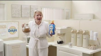 International Delight French Vanilla Creamer TV Spot, \'Hot Bean Water\'