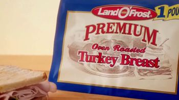 Land O'Frost Premium Turkey Breast TV Spot, 'Tame Your Hungry Cubs' - Thumbnail 9