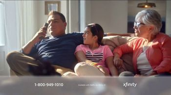 XFINITY TV, Internet and Voice TV Spot, 'Get More of What You Want' - Thumbnail 8