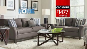 Rooms to Go January Clearance Sale TV Spot, 'Cindy Crawford Home'